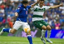 Cruz Azul contra Santos Laguna, jornada 2