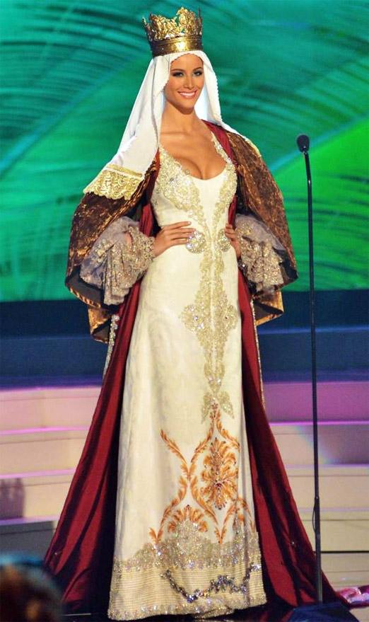 Desiré Cordero Ferrer, Miss España