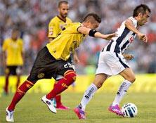 Rayados de Monterrey contra Leones Negros de la U de G, Jornada 1,