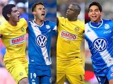 Puebla contra América, Jornada 3