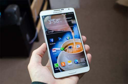 Rumores sobre Samsung Galaxy S5