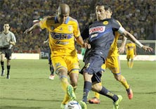 Tigres contra América, Jornada 4