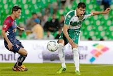 Veracruz contra Santos, primer juego