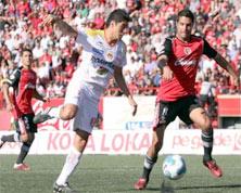 Xolos contra Morelia, Jornada 4