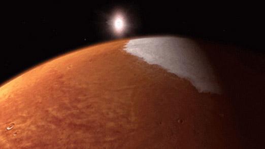 Planetas con forma de globo ocular podrían