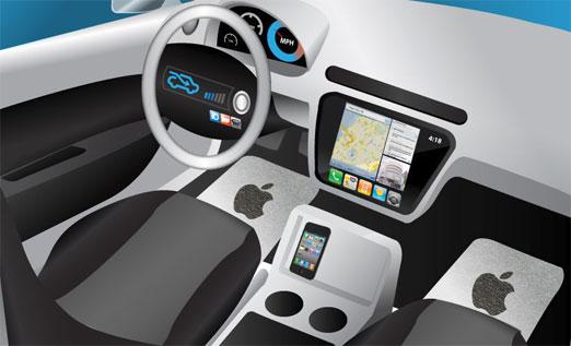 Auto de apple posible lanzamiento en 2020
