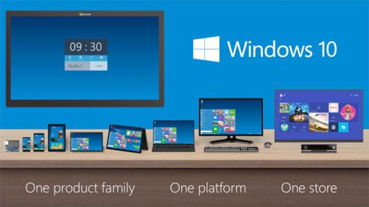 Nuevo windows 10 llega para ordenadores, tablets y smartphones