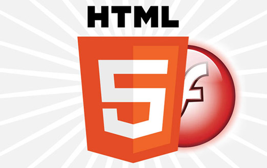 Google decisidio que HTML 5 desplazará a Flash