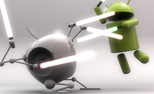 Firme competencia entre Google y Apple por  el seriviicio de pago que ofrecen
