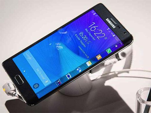 Samsung Galaxy S6 cambia el nombre a Galaxy S Edge