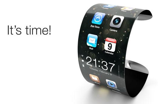 iWatch de Apple es el nuevo reloj inteligente
