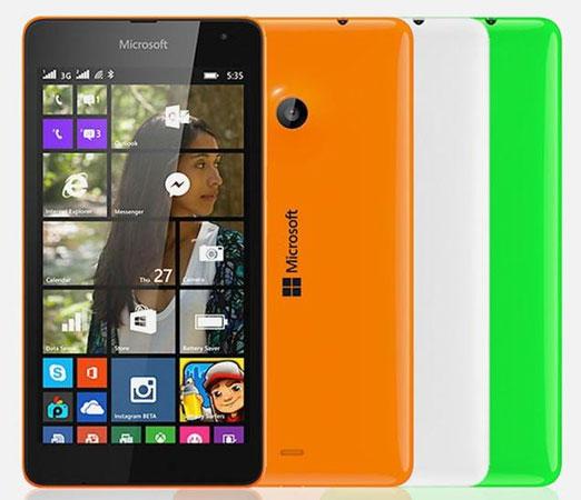 Lumia 535 llega a México