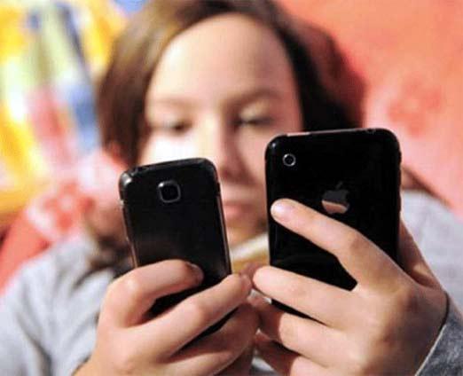 Estudio con adolescentes revela que no duermen
