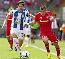 Pachuca enfrenta al Toluca y quiere ganar este juego
