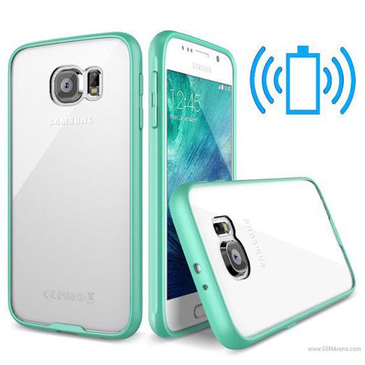 Samsung Galaxy S6 con carga inalámbrica más compatible