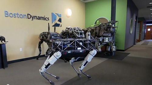 Spot el perro robot creado por Google