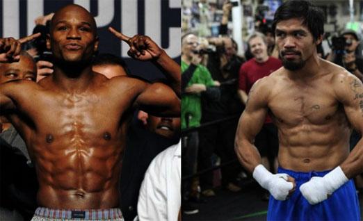 Pelea del año entre peleador filipino y estadounidense se llevara a cabo el 2 de Mayo