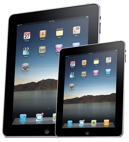 Nueva iPad gigante de Apple, se espera su lanzamiento