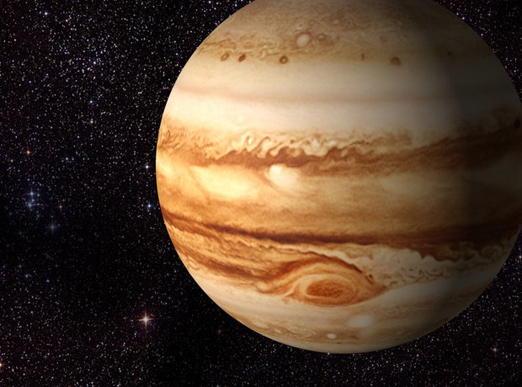 Júpiter destruye