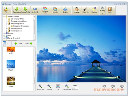 Photo Editor programa