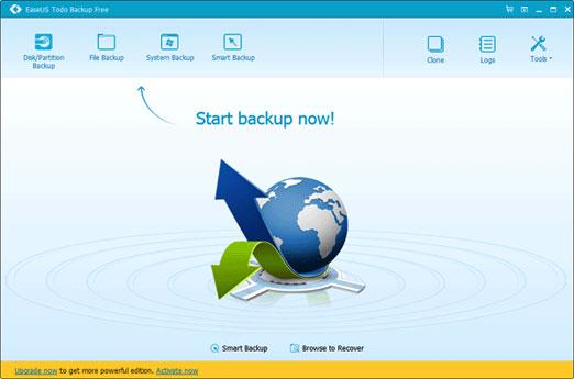 Todo Backup free 8.2 es un software que te permite respaldar tus datos de manera segura