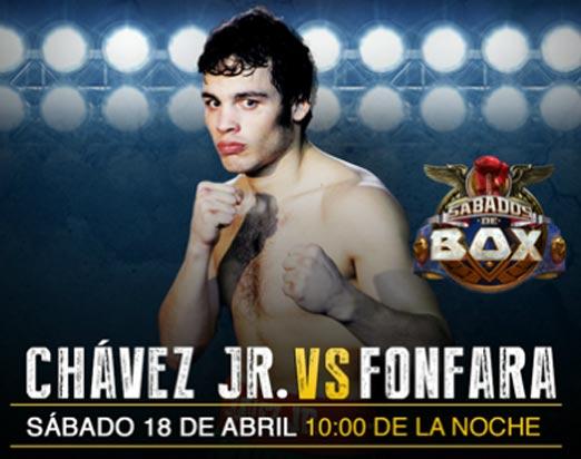 Julio César Chávez Jr vs Fonfara, una pelea importante