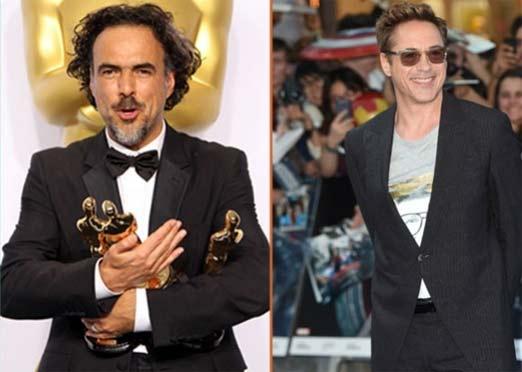 Robert Downey Jr es un racista y habla mal de Gonzélez Iñarritu