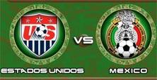 México contra Estados Unidos este 15 de Abril de 2015