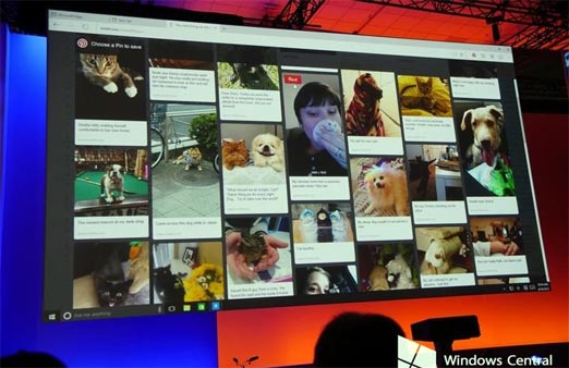 Microsoft Edge es Internet Explorer renovado