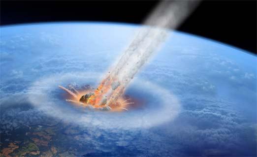 Asteroide 1999 RQ36 podría impactarse en la Tierra