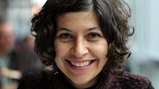 Gabriela Caraveo Piso científica mexicana