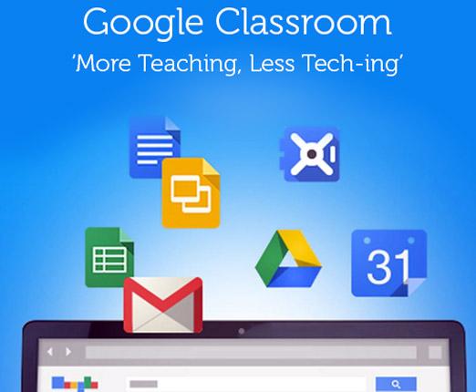 Google Classroom plataforma de ayuda