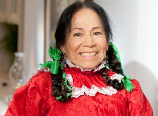 María Elena Velasco, mejor conocida como la India María