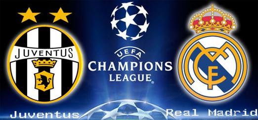 Real Madrid contra Juventus juego de semifinales