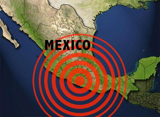 Según especialistas mexicanos se estima un megasismo en la costa del pacifico