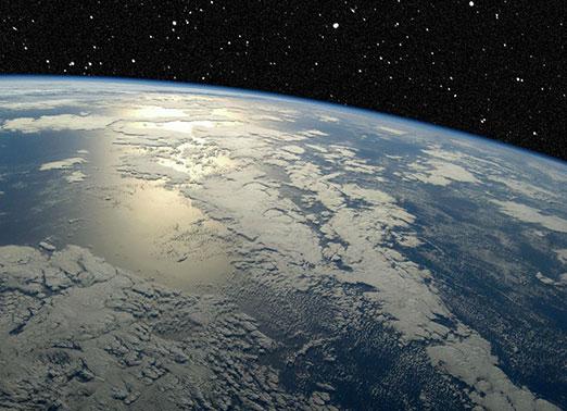 Captan sonido extraño cerca de la tierra a través de un globo experimental