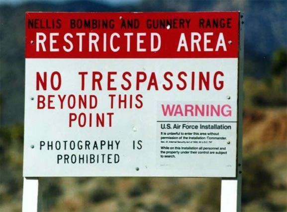 Área 51 en Nevada, esconde extraterrestres