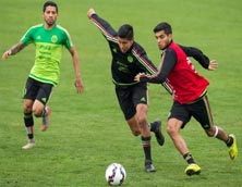 México enfrenta a Bolivia, el primer juego de la Selección de México