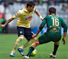 América enfrenta al Santos en la final