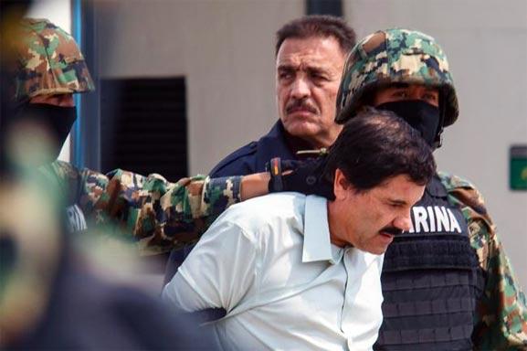 Chapo Guzmán se fuga de la cárcel por segunda ocasión