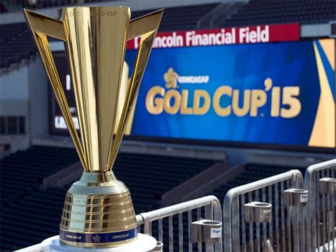 Final de la Copa de Oro 2015 entre México y Jamaica