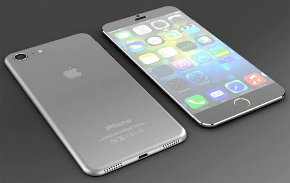 iPhone 7 conceptual, nuevo smartphone de Apple