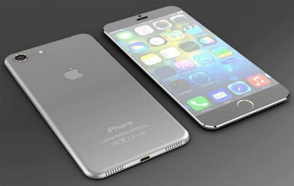 iPhone 7 conceptual, nuevo smartphone de Apple