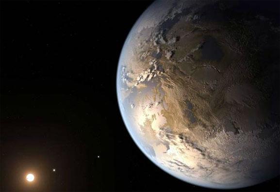 Kepler 452b, primo de la tierra muy similar en todos los sentidos