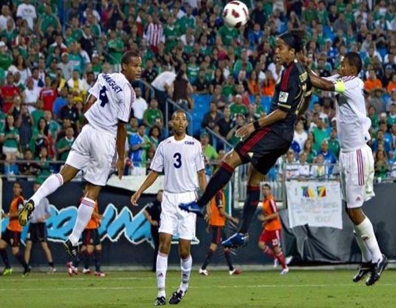 México contra Cuba, juego del 9 de Julio de 2015