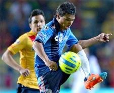 Santos contra Morelia en la final