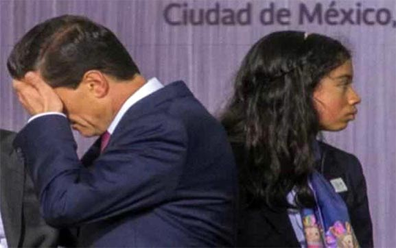 Peña Nieto acabado por su mala gestión