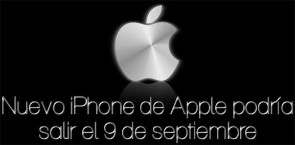 Apple presentará nuevos gadgets este 9 de Septiembre de 2015