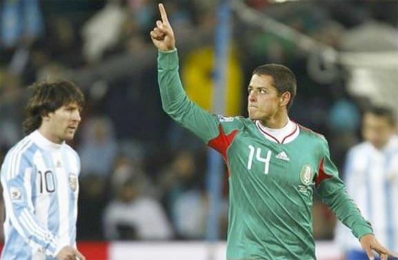 Argentina vs México, juego esperado
