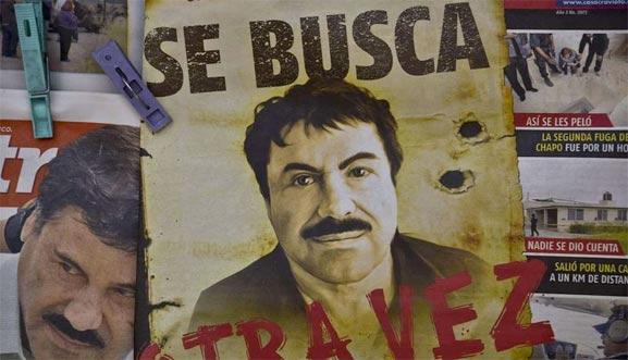 Chapo Guzmán posiblemente en el hospital por accidente de transito